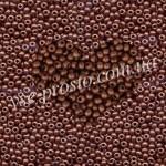 Бисер (5гр) 01770, бронзовый (металлизированный)
