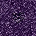 Бисер (5гр) 33062/1008, пурпурный (люкс)