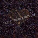 Бисер (10гр) 10110/113, коричневый (натуральный прозрачный)