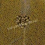Бисер 83112/1018, бронзовый хаки (люкс)