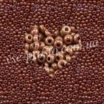 Бисер (5гр) 93199/1019, бордово-коричневый (люкс)