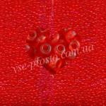 Бисер 90050/105, красный