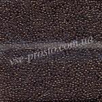 Бисер 19102/1120, коричневый, 11/0 (5гр)