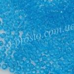 Бисер 60030/124, голубой, 11/0 (5гр)