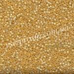 Бисер RR-1902, золотистый матовый Silverline, 11/0 (10гр)