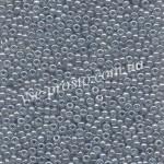 Бисер RR-368, серый глазурованный, 11/0 (10гр)