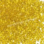 Бисер 80010/109, желтый, 11/0 (5гр)