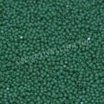 Бисер (10гр) Charlotte 53240/216, бирюзово-зеленый, 13/0