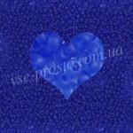 Бисер 30030/151, синий (матовый)