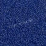 Бисер микро 60300/169, синий, 15/0 (5 гр.)
