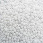 Бисер микро 03050/201, белый, 15/0 (5 гр.)