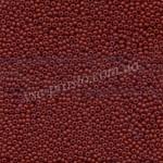 Бисер микро 13600/211, коричневый, 15/0 (5 гр.)