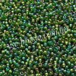 Бисер микро 51120/759, зеленый, 15/0 (5 гр.)
