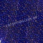 Бисер микро 61300/770, синий, 15/0 (5 гр.)