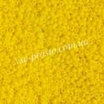 Бисер микро 83110/210, желтый, 15/0 (5 гр.)
