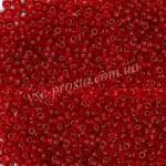 Бисер микро 90070/104, красный, 15/0 (5 гр.)