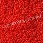 Бисер микро 93170/204, красный, 15/0 (5 гр.)