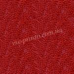Бисер микро 93190/203, красный, 15/0 (5 гр.)