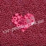 Бисер 16198, розовый