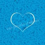 Бисер 60030/166, голубой (матовый)