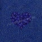 Бисер 60300/169, синий (матовый)