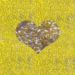 Twin (10гр) 38686/2067, желтый (прозрачный, прокрашен изнутри)