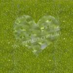 Twin (10гр) B5023/2070, зеленый (кристаллический прозрачный)