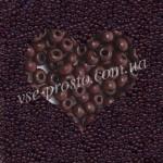 Бисер 13780/213, коричневый
