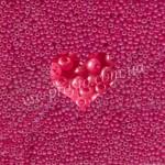 Бисер 17899/423, розовый