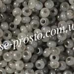 Бисер 02141/434, серый