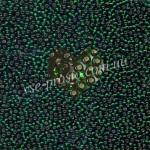 Бисер (5гр) 57150/482, зеленый (блестящий)