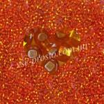 Бисер 97000/493, оранжевый