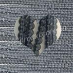 БУСИНЫ, серые №007, круглые, 4mm, низка