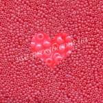 Бисер (10гр) 17398/510, розовый (алебастровый жемчужный)