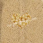 Бисер (10гр) 47112/535, ванильный (жемчужный)