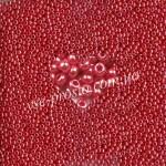 Бисер (5гр) 98170/547, красный (непрозрачный жемчужный)