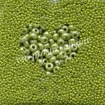 Бисер 58430/600, оливковый