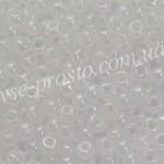 Бисер 57102/6012, белый, 6/0