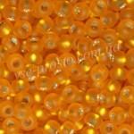 Бисер 87060/8036, оранжевый, 8/0