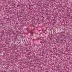 Бисер (10гр) 38325/609, сиренево-розовый (прозрачный, прокрашенный)