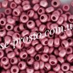 Бисер 18595/637, розовый