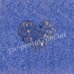 Бисер (5гр) 01231/802, синий (сольгель кристаллический)