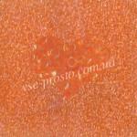 Бисер 01284/806, оранжевый