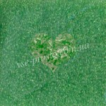 Бисер (5гр) 01161/817, зеленый (сольгель кристаллический)
