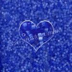 Рубка САТИН 35061/840, синяя 10/0
