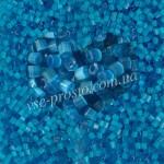 Рубка САТИН 65021/842, синяя 10/0
