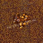 Бисер 15096/859, коричневый