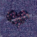 Бисер (10гр) 61398/880, фиолетовый (хамелеон)
