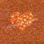 Бисер 81393/882, оранжевый