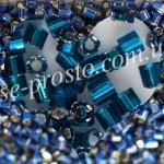 Рубка 67100/893, синяя